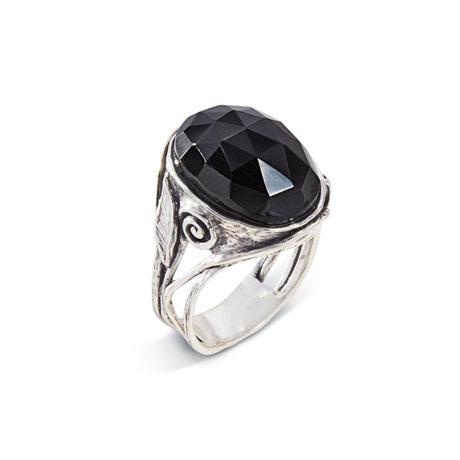 Sable Statement Ring
