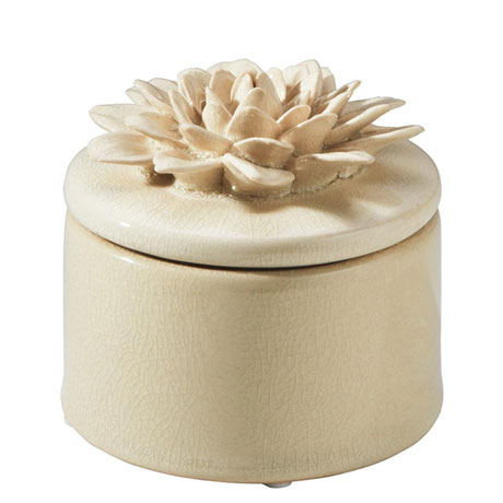 Preciosa Porcelain Box