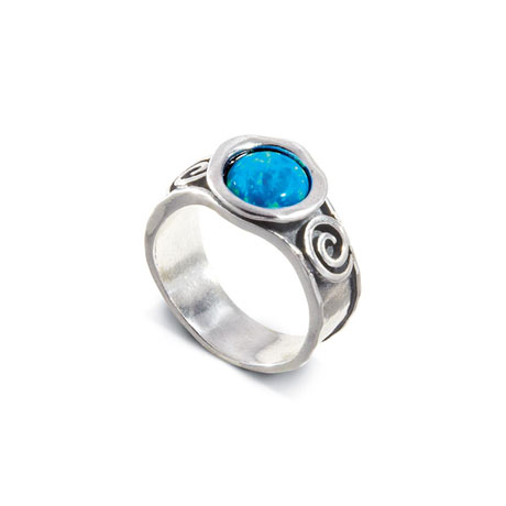 Opalescence Ring