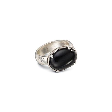 Ebon Onyx Ring
