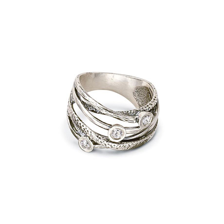 Haight Wrap Ring
