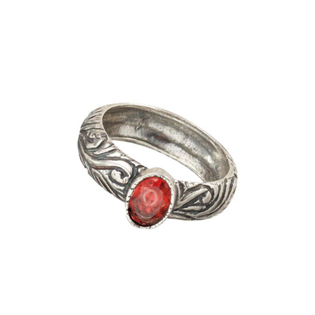 Richmond Garnet Ring