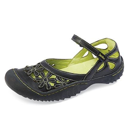 Mary Jane Shoes - Jambu Blossom