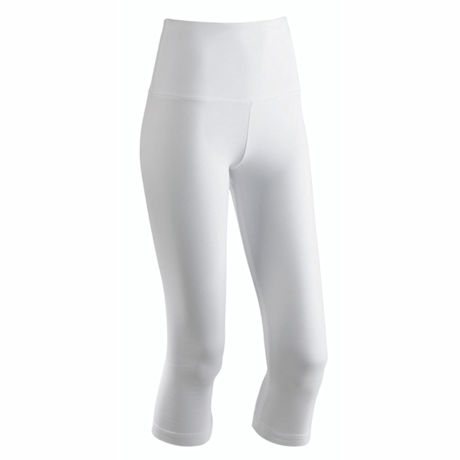 Cotton Support Capri