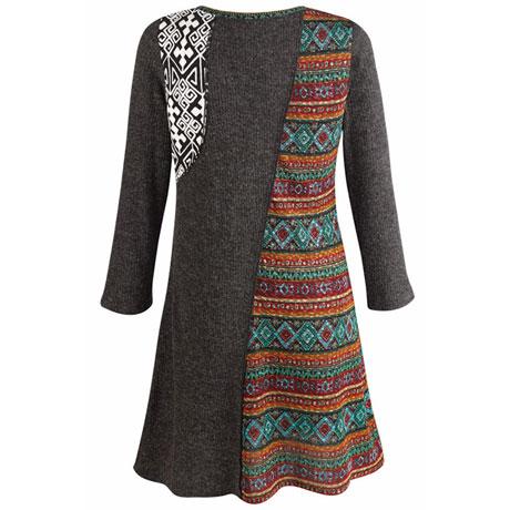Dynamic Knit Dress