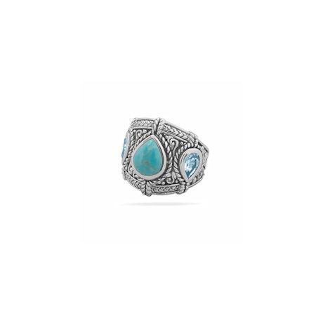 Lady Topaz Ring