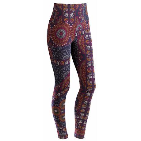 Persian Print Support Legging