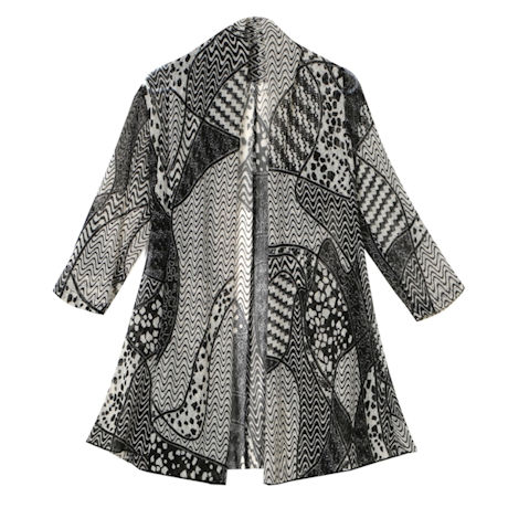 Colordazzle Layering Fashion Jacket
