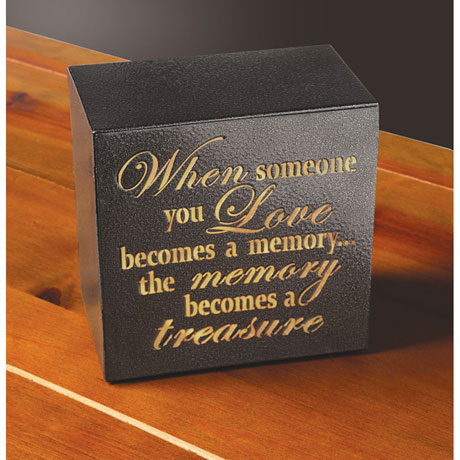 Someone You Love Flameless Candle Box