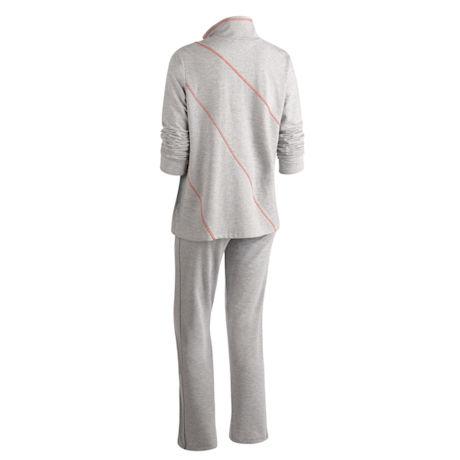 Bias-Stitch Jacket