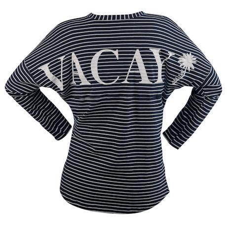 Perfect Vacay Stripe Knit Jersey - Vacay