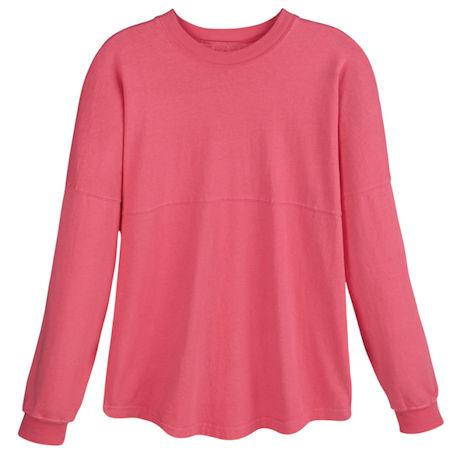 Run Like A Girl Knit Jersey
