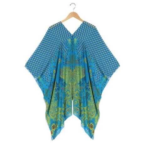 Peacock Shawl