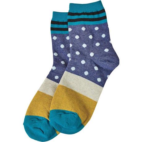 Dots 'N Stripes Socks