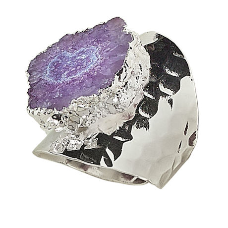 Stalactite Statement Ring