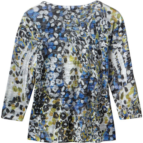 Shimmering Raindrops Sublimated Top