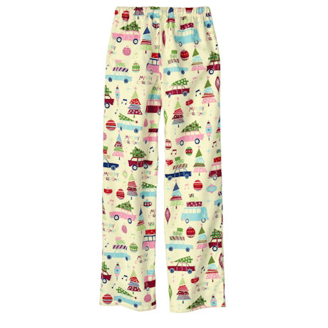 'Tis The Season Flannel Lounge Pants - Merry Christmas