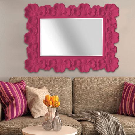 Elegant Ornate Wall Mirror