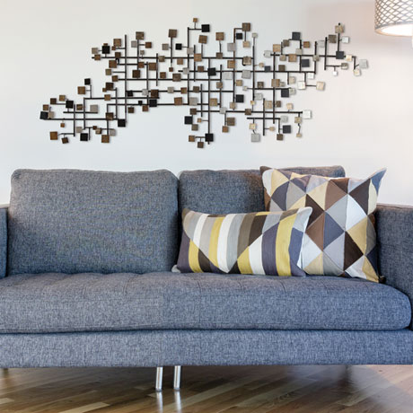Geometric Tiles Wall Décor