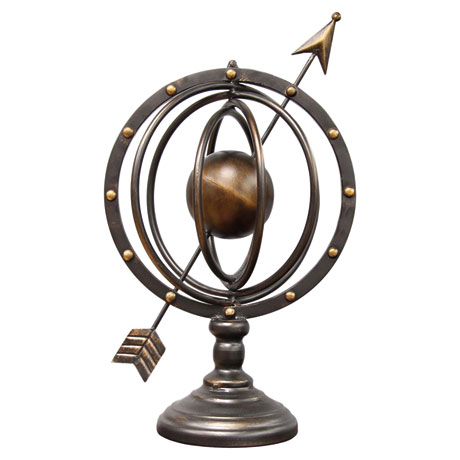 Globe Table Top Décor