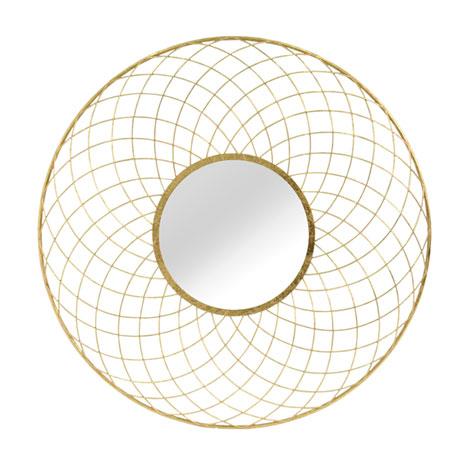 Shellby Wall Mirror