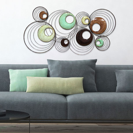 Circles Wall Décor