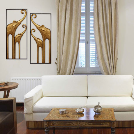 Elephant Panel Set