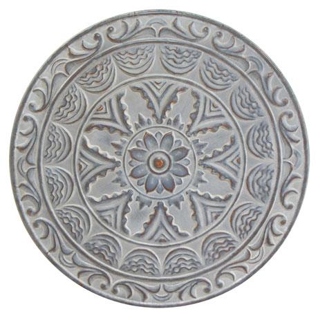 Metal Medallion Wall Décor
