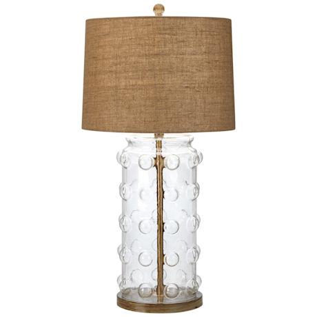 Bubble Glass Table Lamp