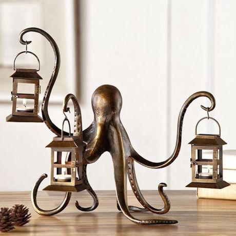 Octopus Tealight Candleholder