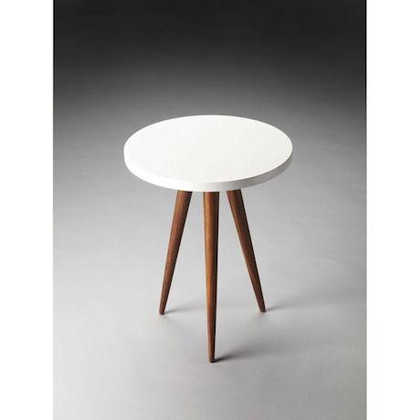 Retro Accent Table