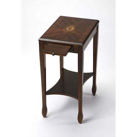 Gilbert Cherry Side Table