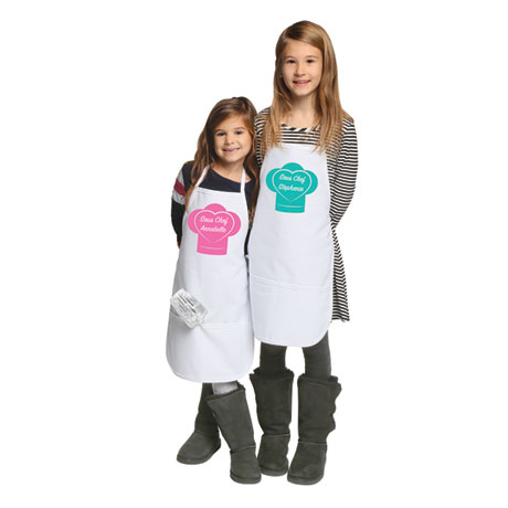 "Personalized Children's ""Sous Chef"" Apron"