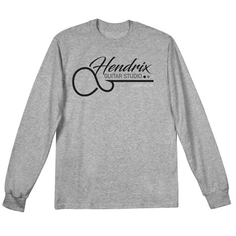 """Personalized """"Your Name"""" Guitar Studio T-shirt"""