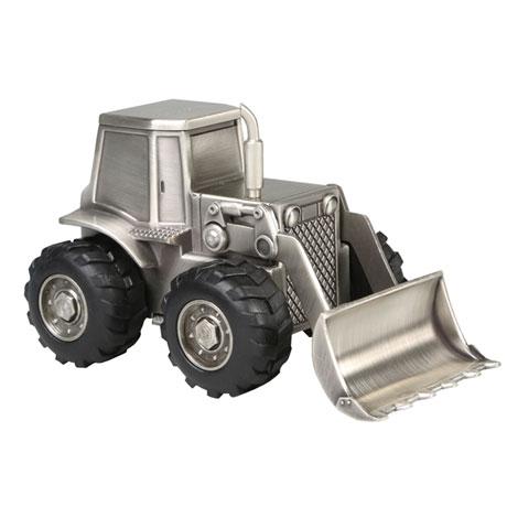 Construction Vehicle Piggy Bank