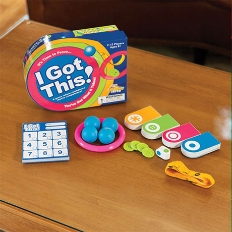 Fat Brain Toys I Got This Game