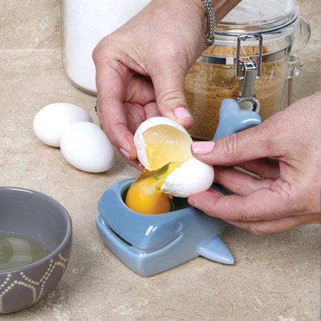 Whale Egg Separator