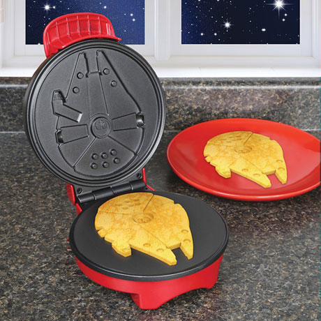 Millennium Falcon Waffle Maker - Officially Licensed from Disney Star Wars