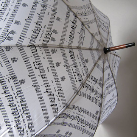Raindrops Keep Falling on My Head Umbrella
