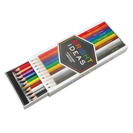 Bright Ideas Colored Pencils: Classic