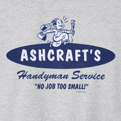 Personalized Handyman Shirt