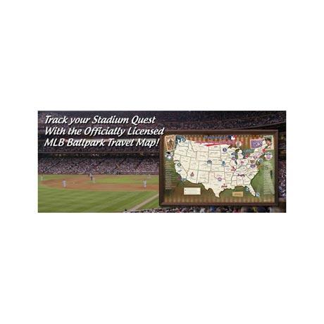 MLB Framed Print