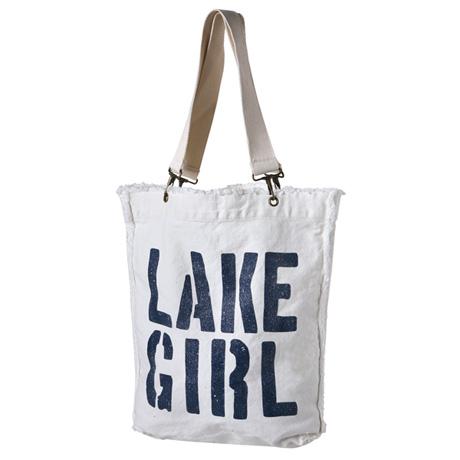 Lake Girl Tote