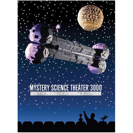 Mystery Science Theater 3000 DVD Set 25th Anniversary
