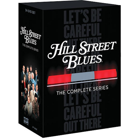Hill Street Blues: The Complete Series S/34 DVD