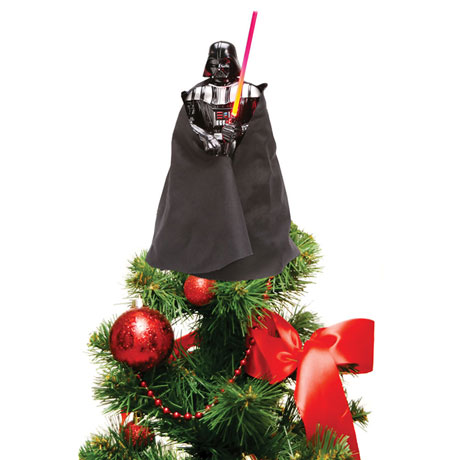 Star Wars® Darth Vader Tree Topper With Led Light Saber
