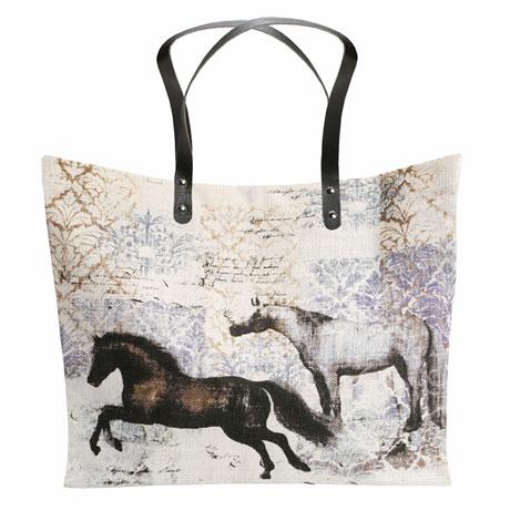 Susan Winget Enchanted Equine Tote Bag
