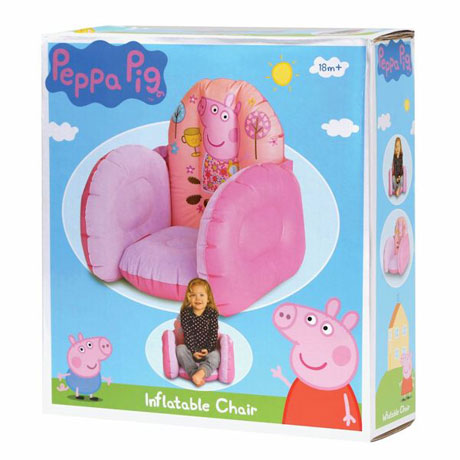 Peppa Pig Inflatable Children's Chair