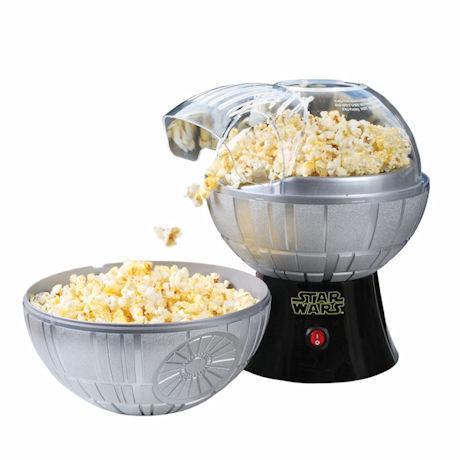 Star Wars Death Star Popcorn Maker - Hot Air Popcorn Popper