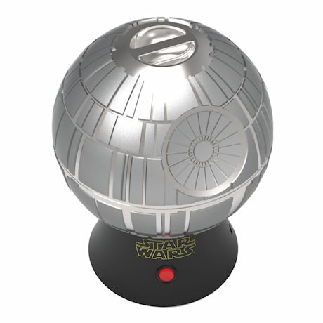 Star Wars Rogue One Death Star Hot Air Popcorn Maker with Removable Bowl